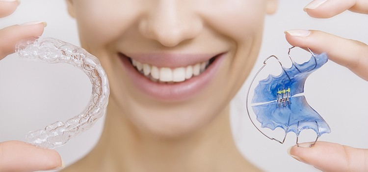 Ortodoncia fija y removible